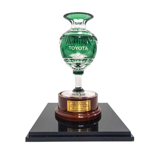 トヨタ自動車株式会社|五年連続品質管理優秀賞