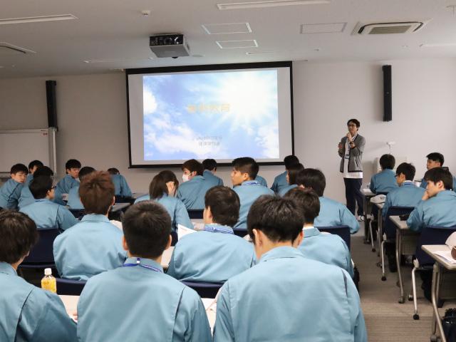 衛生教育◆暑熱教育 イメージ